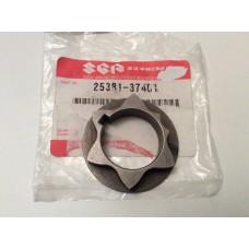 Suzuki LT230 1988-1993 Plate Gear Shift Stopper 25381-37401