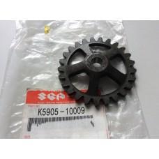 Suzuki RMZ250 Gear-Spur Pump Idler K5905-10009