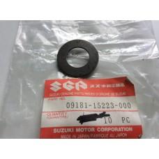 Suzuki RM250, RM125 Rear Wheel Shim 09181-15223-000
