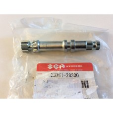Suzuki TS126Er,TS125 1979 Cltuch Release Pinion 23261-28300
