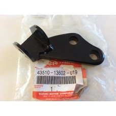 Suzuki TS50,WS Front RHS Footrest 43510-13601-019