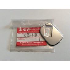 Suzuki RG125CG, RG50 Footrest Support Plate 43553-04701