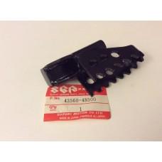 Suzuki TS1000ERX, TS250 ERT LHS Footrest 43560-48500