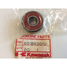 Kawasaki KE100, KX125A4 Rear Hub Bearing 601B63010