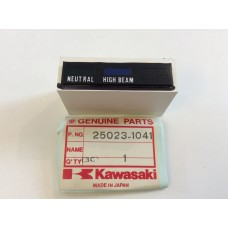 Kawasaki Meter Case 25023-1041