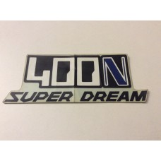 Honda CB400 1978 400 Super Dream Decal 87126-443-600