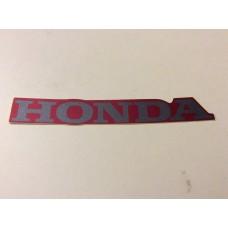 Honda ARX1200T3D 2005-2006 Mark Hood Type4 74265-HW1-730ZB