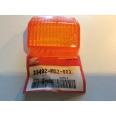 Honda CB,CRB,NX Indicator Lens 33402-MG2-003