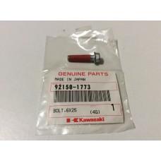 Kawasaki Bolt 6x25 92150-1773