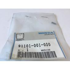 Honda ca160 s170 cd175 cb175 roller,2.5x10 91101-001-030