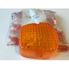 Honda cb400 ft500 cb250 indicator lens 33402-428-672
