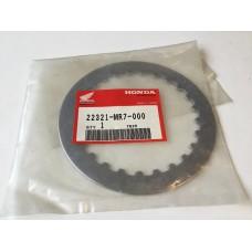 Honda vfr750rk rc30 vf750 cbr600 clutch plate 22321-MR7-000