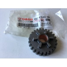 Yamaha yzf-r125 wr125x 6th pinion gear 5D7-E7161-00