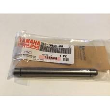 Yamaha dt250a sr500h mx400b dt360a ty175b nos bar,shift fork guide 363-18535-00