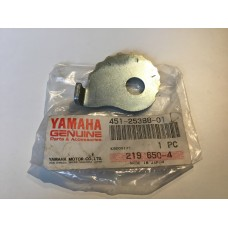 Yamaha yz80 ty80 chain puller 1 451-25388-01