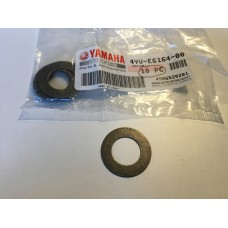 Yamaha dt50r tzr50 plate, thrust 2 4yv-e6164-00