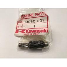 Kawasaki A1 samurai 66-67 avenger ss speedometer pinion Gear 41060-007