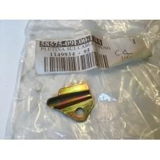 Suzuki ah75 ap50 ah50 plate, rear brake cable 58575-09e00-e0a