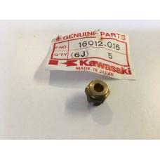 Kawasaki ar50 kx125 kx450  choke, starter cap 16012-016