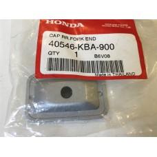 Honda cbr125r swingarm end cap 40546-kba-900