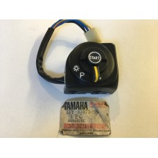 Yamaha ca50m handlebar switch assembly 13y-83975-30