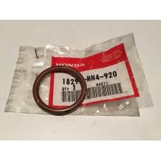 Honda cbr vt cb el exhaust pipe gasket 18291-mn4-920