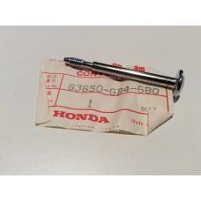 Honda c50ld lmx latch, battery box 83650-gb4-680