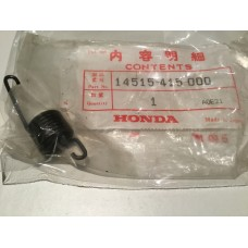 Honda cb400 cx500 cam chain tensioner spring 14515-415-000