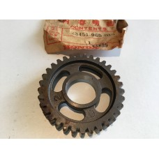 Honda atc200 83-85 Gear, ct/Shaft 2nd 23451-965-010