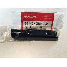 Honda cb400 cb750 nt750 vtr250 l/h main foot peg 50643-km3-000
