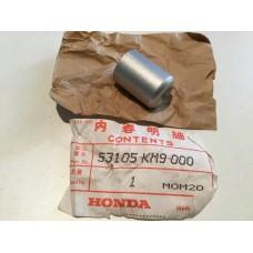 Honda ns400rf bar end 53105-km9-000