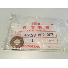 Honda cbr1000f vf500f ns400r front brake damping shim 45128-me2-003