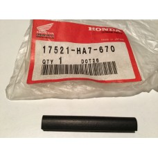 Honda z50j monkey nsr50v rubber, protector 17521-ha7-670