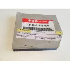 Suzuki alt125 alt50 gn125 piston ring set 12140-01410