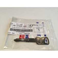 Suzuki uh200 uh125 burgman 200 k7 key blank 37146-07e00