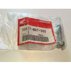 Honda cbr1100xx flanged bolt (crankcase) 90017-mat-000