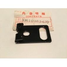 Honda cb125s 76-78 bracket, rr, indicator 33610-383-670