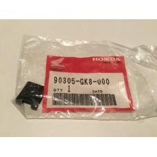 Honda rvf750r vtr250 cbr600 crf250 nut, clip 6mm 90305-gk8-000