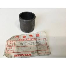 Honda nx650 xl100 xl125 gasket, exhaust 18391-437-000