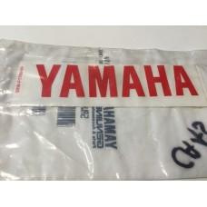 Yamaha cs50 leg shield decal 5rw-f1788-00