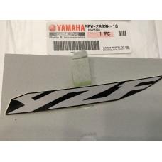 Yamaha yzfr6 emblem 1 5pw-2839h-10
