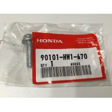 Honda arx1200 flanged bolt 90101-hw1-670