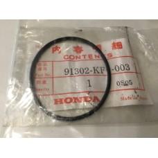 Honda atc250es oil cover o'ring 91302-kf0-003