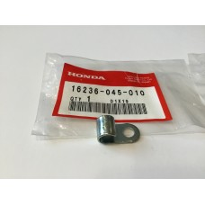 Honda atc250 cr125 crf50 cr250 clamp, overflow pipe 16236-045-010