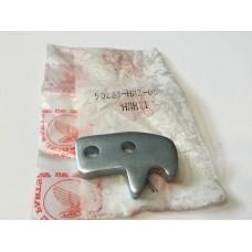 Honda atc250r atc200x Seat lock plate 50223-ha2-000