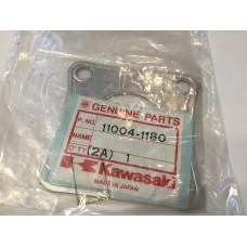 Kawasaki ar50 gasket, head, aluminium 11004-1180