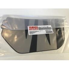 Yamaha cs50 2004 leg shield decal 5rw-f1571-00