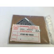Honda sa50 caution label 87560-gn2-660za