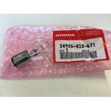Honda cb1100 cb650 bulb, 12v 23/8w stop/tail 34905-425-671
