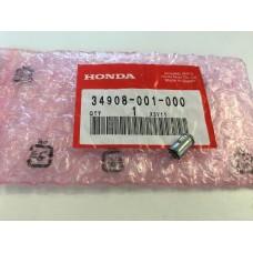 Honda c70 ct90 z50j2 bulb, 6v 1.5w h/light case/speedo 34908-001-000